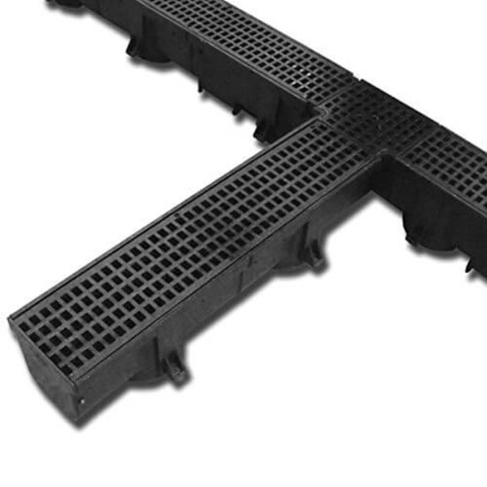 Universal Drainage System 4 ft Trench Drain