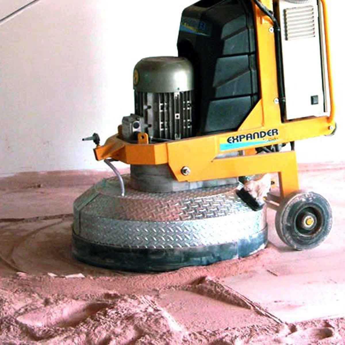 Klindex EXPANDER750 Floor Grinding