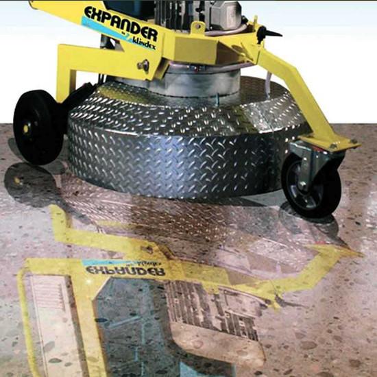 Klindex planetary floor Grinder