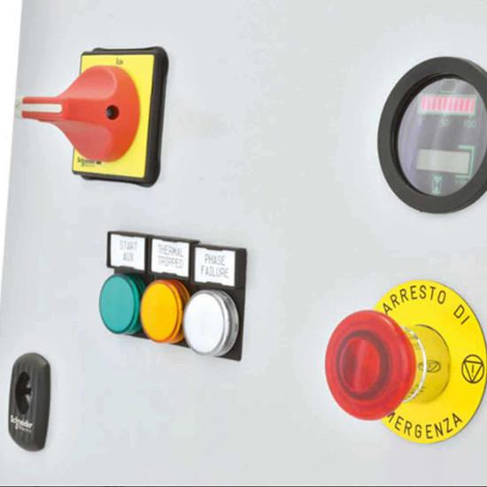 Klindex Floor Grinder control
