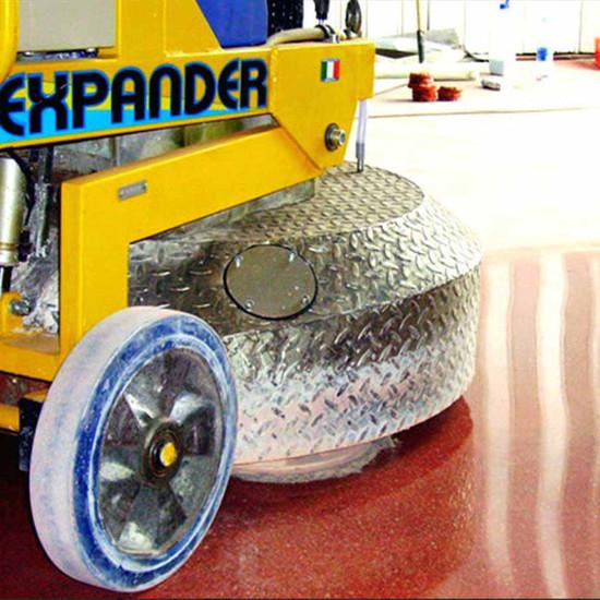 Klindex Floor Grinder wheel