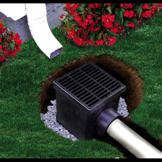 Drainage System for Gutters UDS