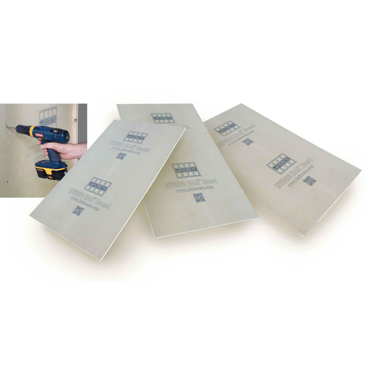 Hydroban Board Full Pallet 60 Pallets Laticrete
