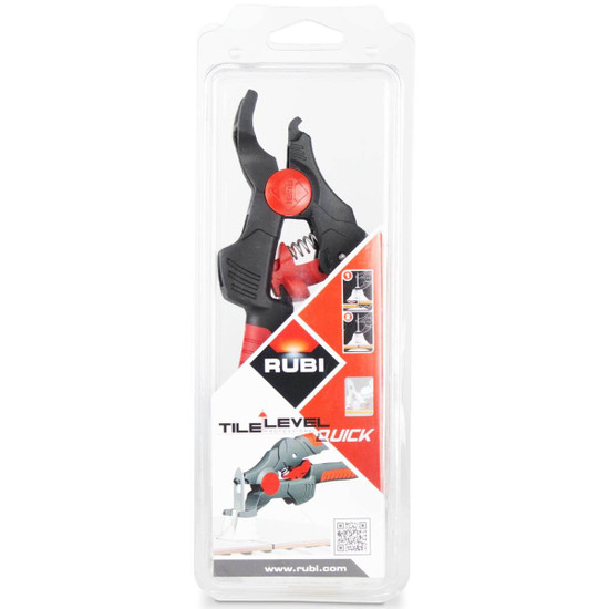the Rubi Tile Quick Nippers are designed for wall and floor installation. The caps need the necessary pressure to ensure the tiles are properly set in place and with these nippers.