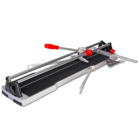 rubi speed professional, heavy-duty tile cutter designed for maximum scoring in hard floor tile
