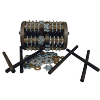 160995 Diteq Scarifier Drum Assembly