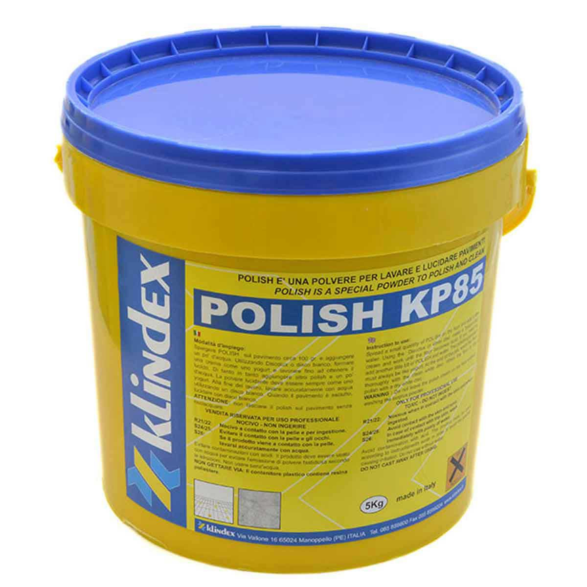 Klindex Polishing Powder for Marble, Terrazzo, Porcelain & Glass 000663