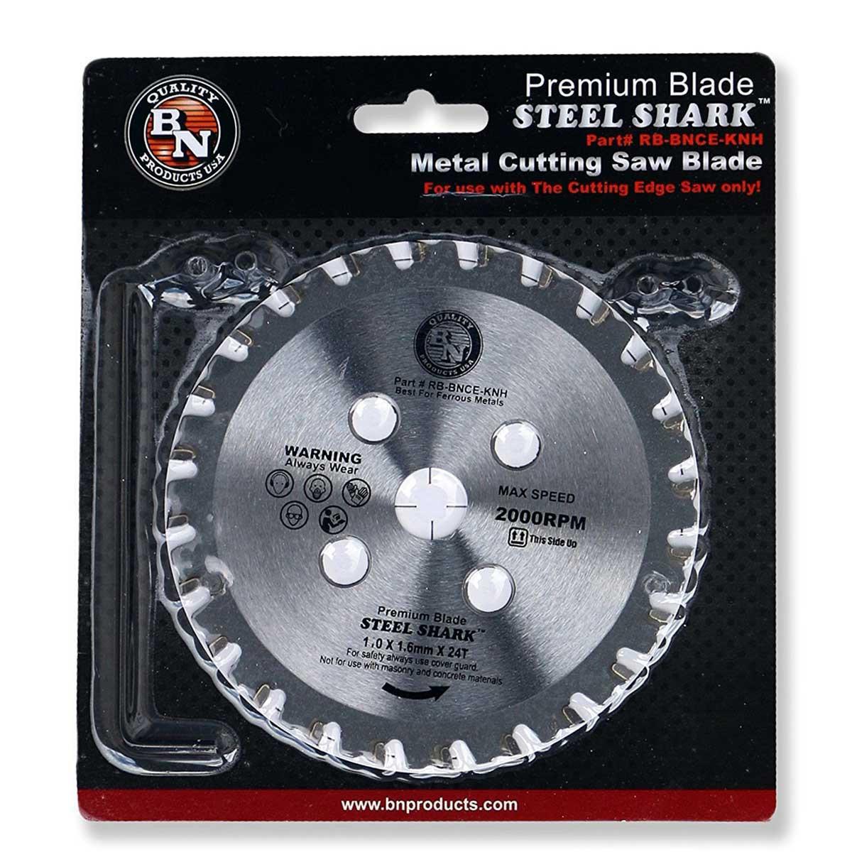 RB-BNCE-NH Cutting Edge Saw Blade