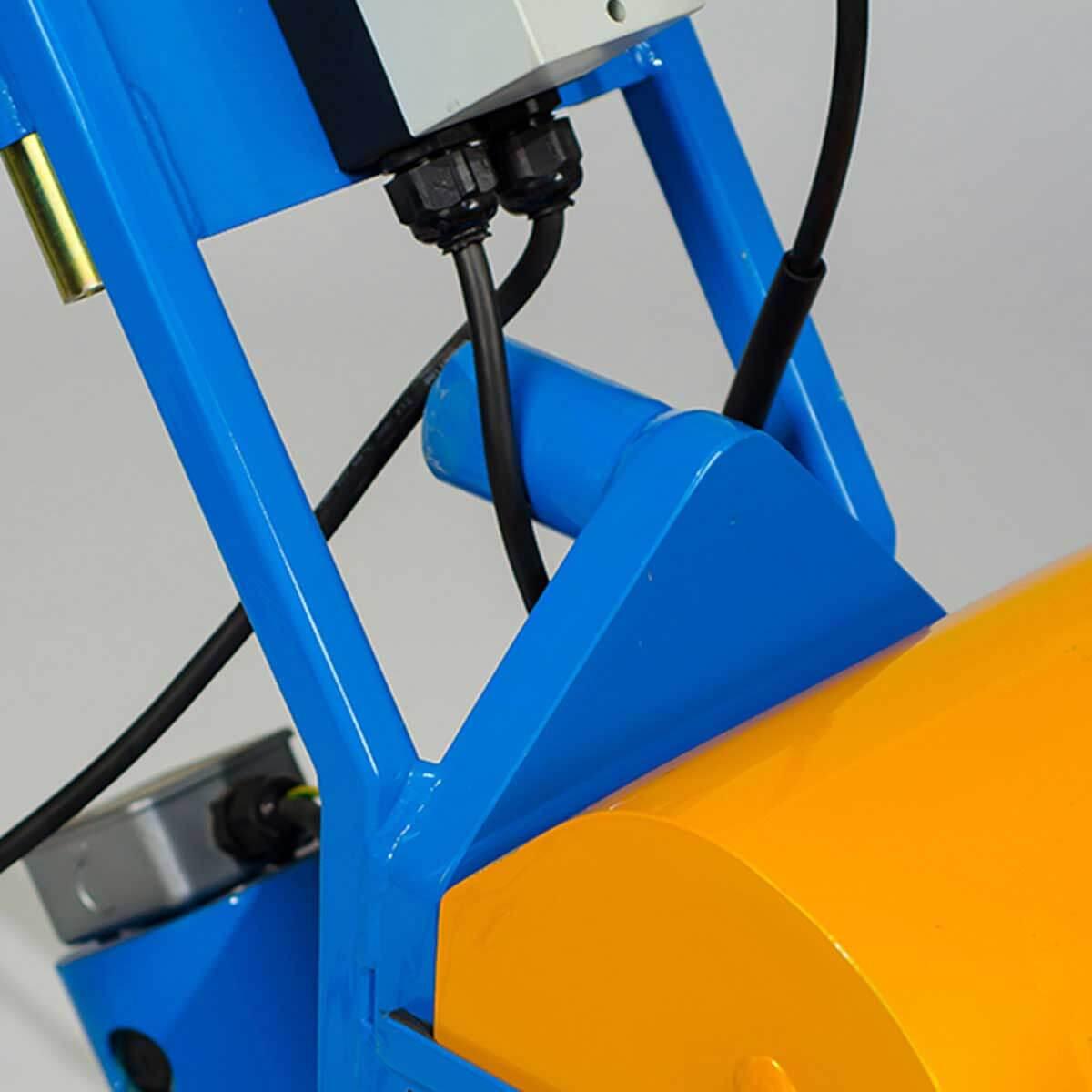 Bartell SPE 9 Autoblasters vacuum