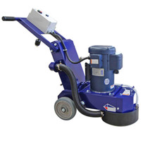 TG12 concrete floor grinder and polisher from Diteq compatible wth Husqvarna Redi-Lok products