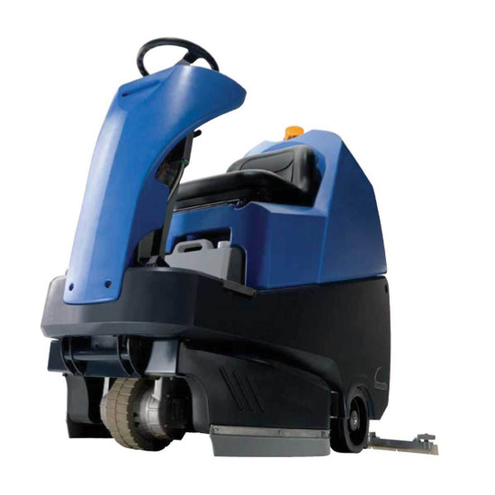 Diteq Vario Electric Floor Scrubber G00056
