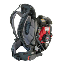 Wyco W402558 ErgoPack Gas-Powered Backpack Concrete Vibrator