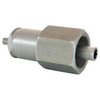 Wyco W423500 Quick Disconnect Adapter For Threaded Vibrator Shafts