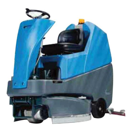 Diteq Twin Tec TTB Floor Scrubber G00097