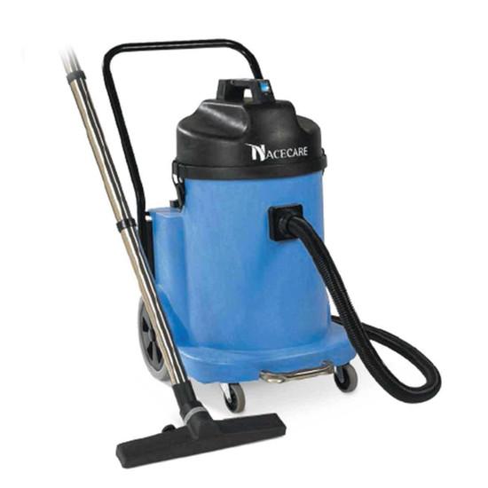 Nacecare 12 Gallon Wet Slurry Vacuum