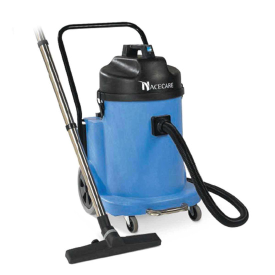 Nacecare 12 Gallon Wet Slurry Vacuum