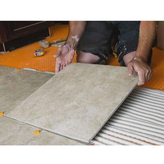 Schluter Ditra Tile Installation