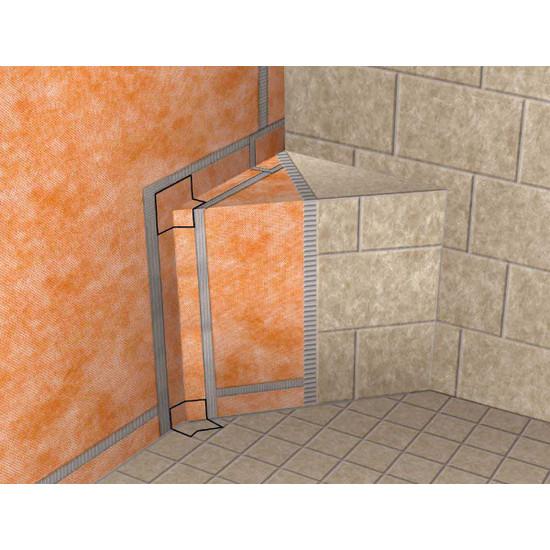KERDI Waterproof Membrane Diagram
