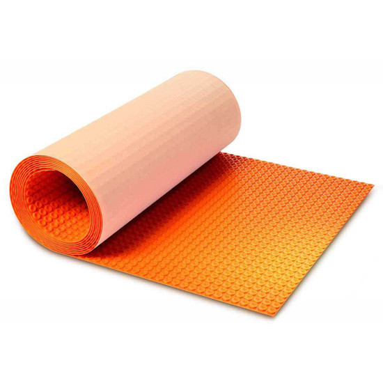 schluter ditra heat roll