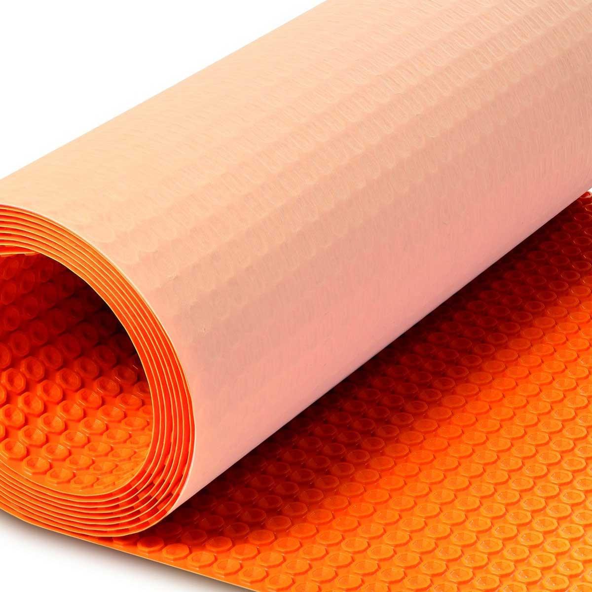 Ditra Waterproof Membrane : Schluter ditra heat uncoupling waterproofing membrane roll