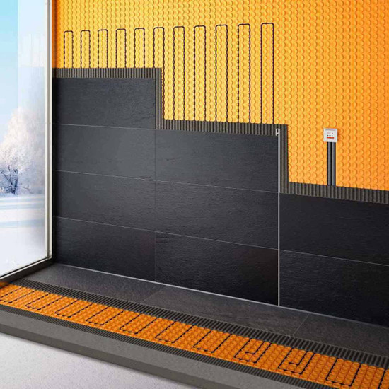 underfloor heating membrane