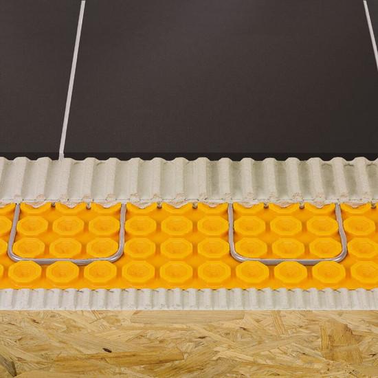 Schluter DITRA HEAT membrane