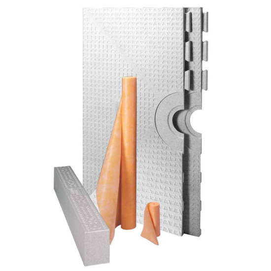 Kerdi Waterproof Shower Kit