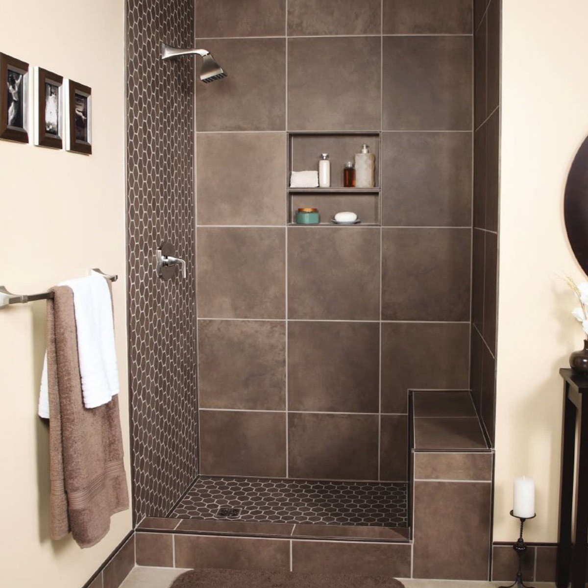 Schluter kerdi shower kit contractors direct - Ditra shower system ...