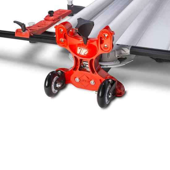 Rubi TZ Tile Cutter with Wheel Kit