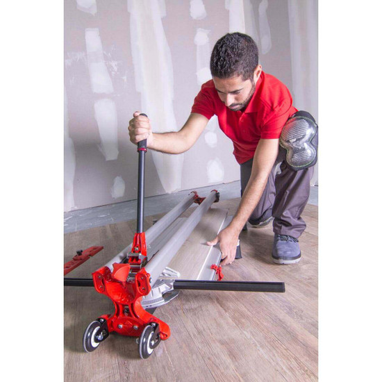 Rubi TZ Tile Cutting diagonally