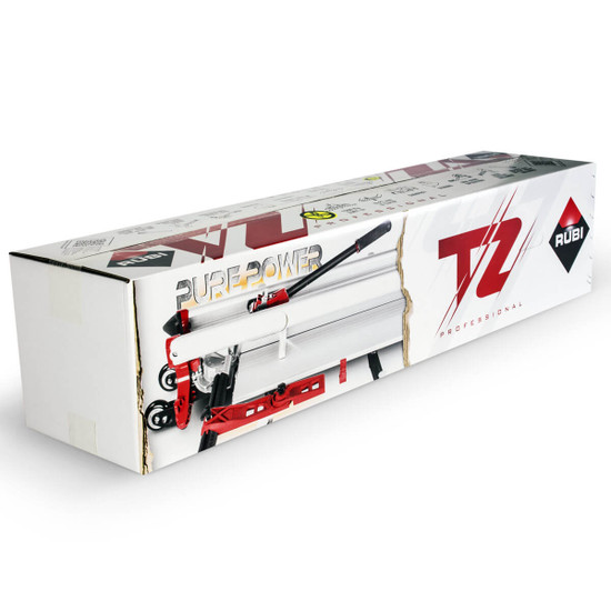 Rubi TZ 1020 tile cutter box