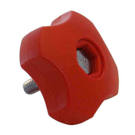 lateral stop clamp knob for rubi