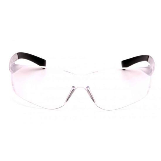 Pyramex Ztek Eye Protection Safety Glasses Front View