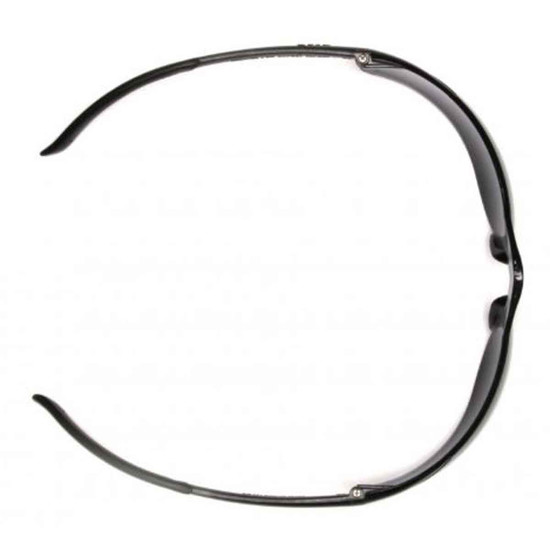 Pyramex Ztek Eye Protection Safety Glasses Top View