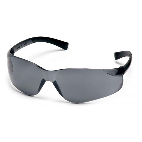 ztek safety glasses with gray lens