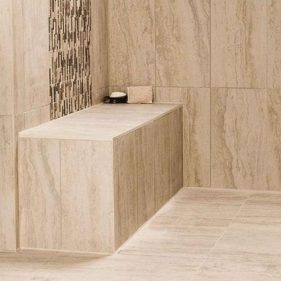 Modern Shower Bench