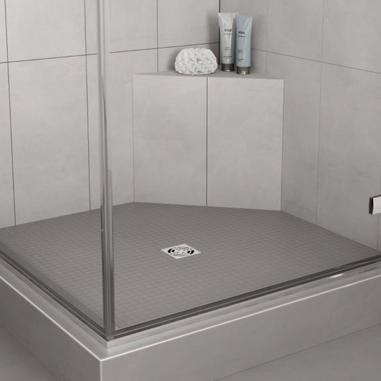 Schluter Kerdi Shower Corner Bench