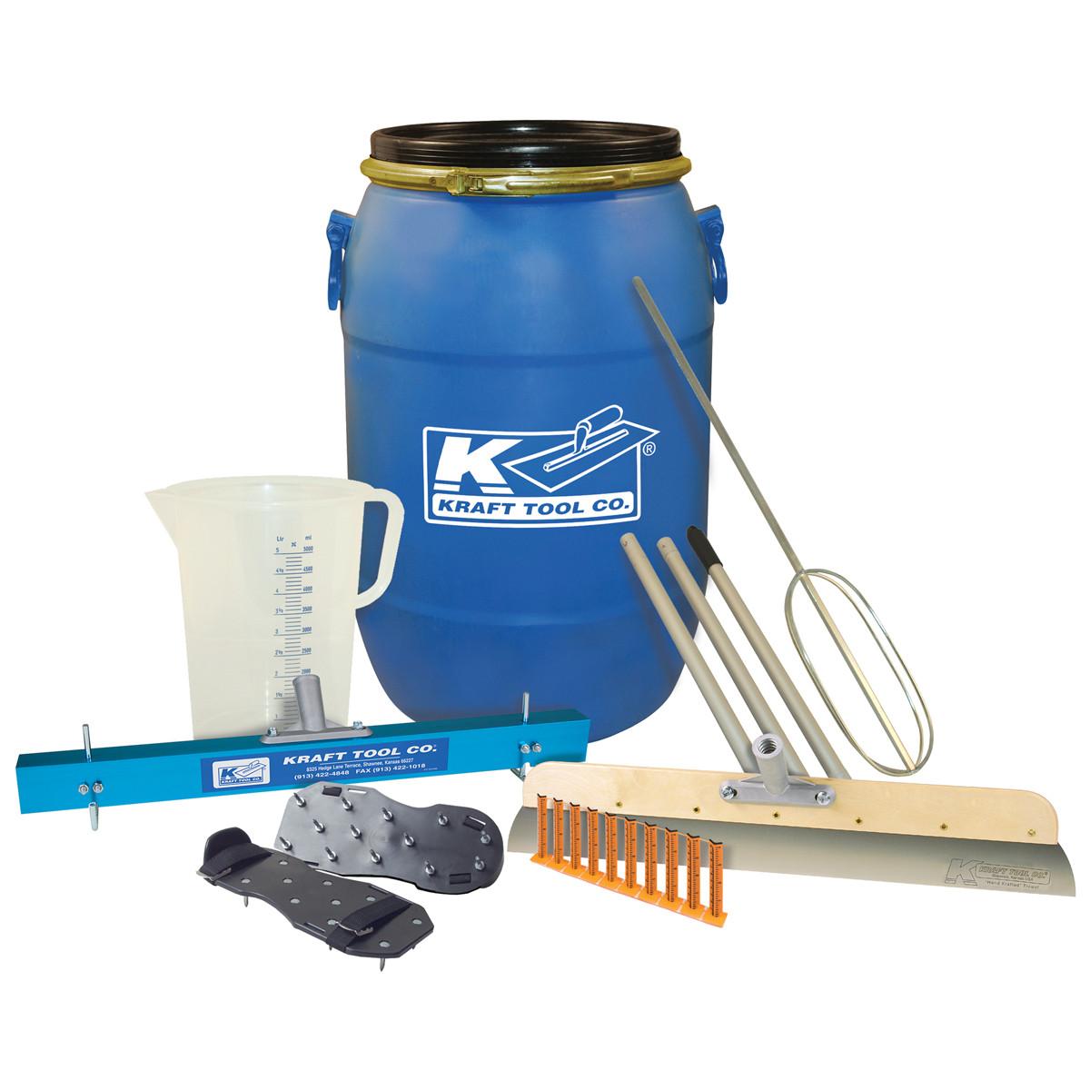 Kraft Tool Self-Leveling Kit