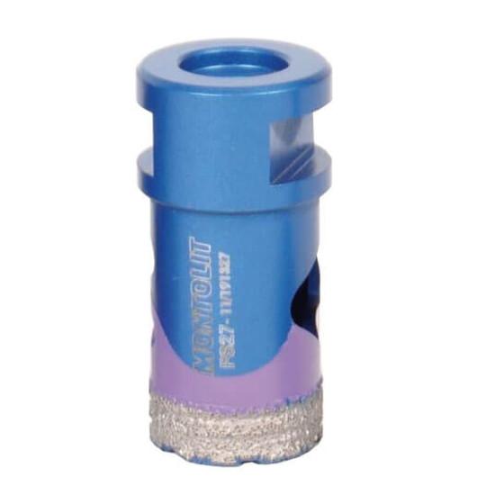 Montolit Dry Cutting Diamond bits