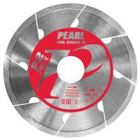 "Pearl P2 Pro-V 4"" Dry Porcelain Blade"