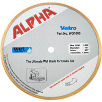 Glass Tile Blade Alpha Vetro