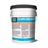0333-0005-2 laticrete 333 super flexible additive 5 gals use with thin set mortars and other cement mixes
