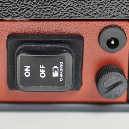 VSVOLPINO Raimondi e- FOX vibrator on/off switch