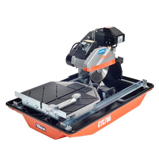 norton 7 inch wet tile saw