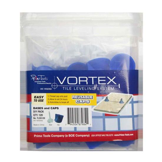Vortex Tile Leveling System 120 Piece Kit