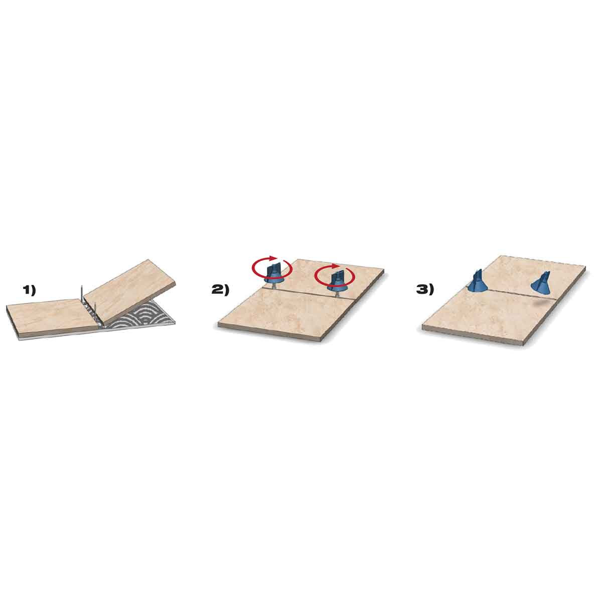 TLSS120 Primo Tools Tile Leveling System