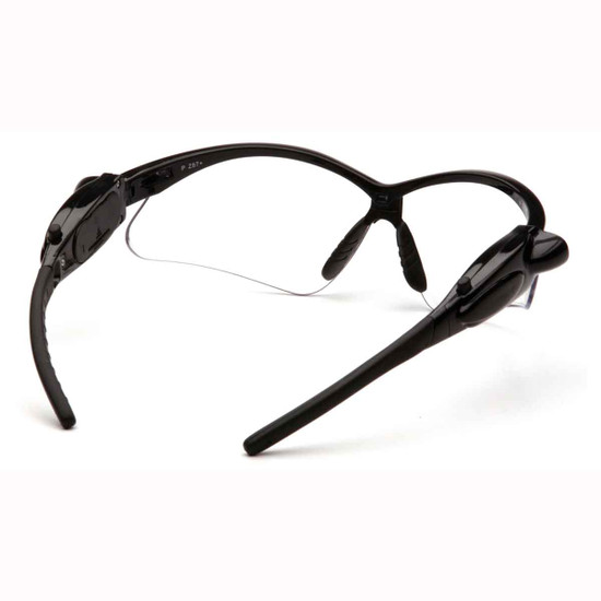 Pyramex PMXTREME LED Safety Glasses Rear view
