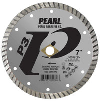 pearl bronze line dry turbo diamond blade