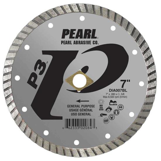 Pearl Bronze Line Dry Turbo Diamond Blade ceramic tile