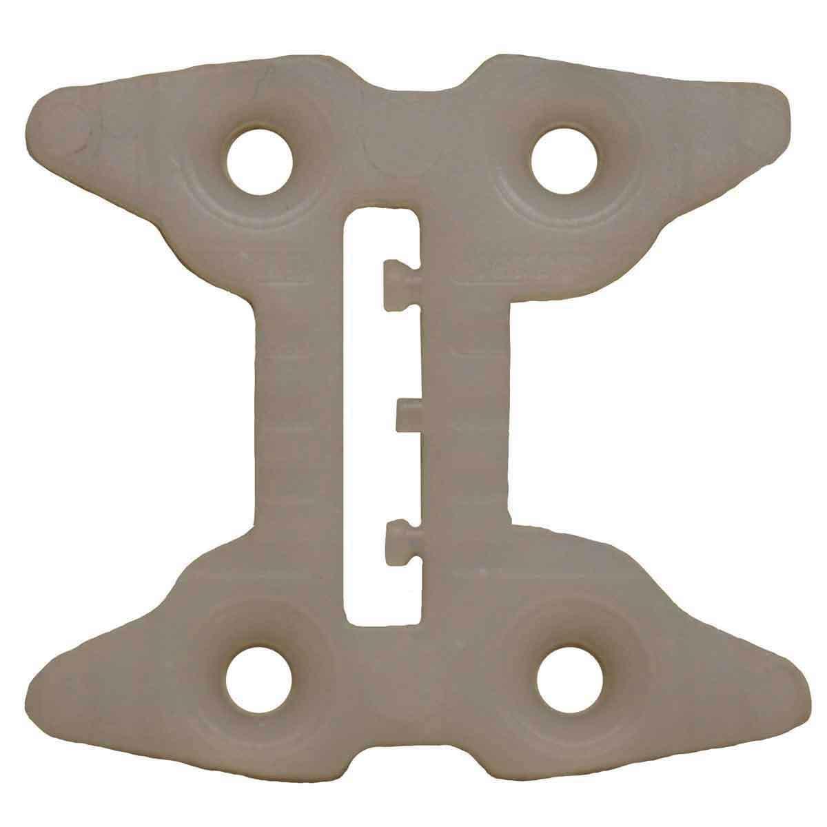 MLT tile leveling system straps